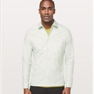 NWT Lululemon Masons Peak Long Sleeve Shirt